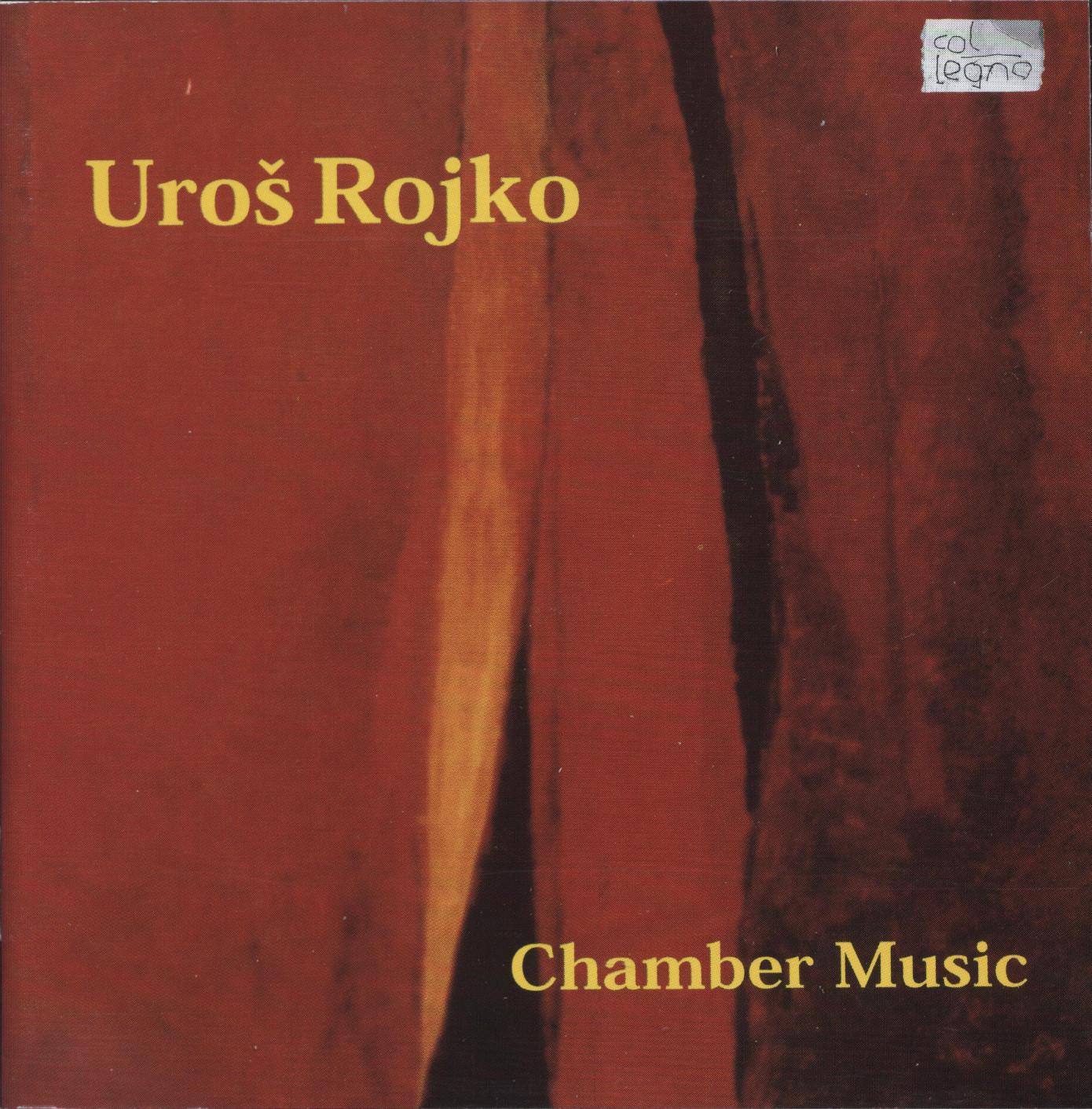 uros rojko - chamber music